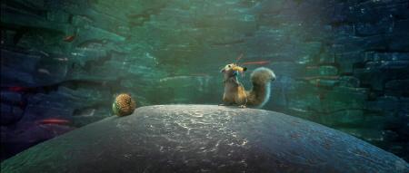 Scrat in Continental Crackup from the Twentieth Century Fox Animation film Rio