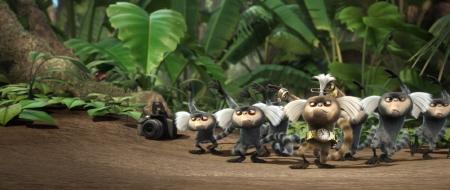 marmoset pickpockets from the Twentieth Century Fox Animation film Rio