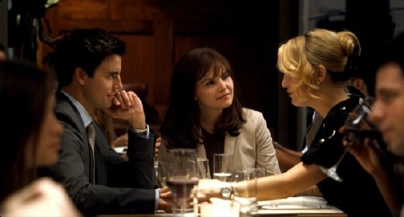 Dex, Rachel, and Darcy from the Alcon Entertainment film Something Borrowed