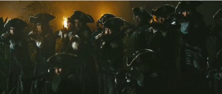 the Spanish from the Walt Disney Pictures film Pirates of the Caribbean On Stranger Tides
