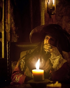 Jacks Dad from the Walt Disney Pictures film Pirates of the Caribbean On Stranger Tides