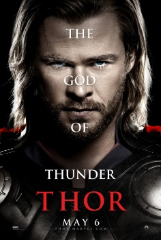 poster for from the Paramount Pictures film Thor