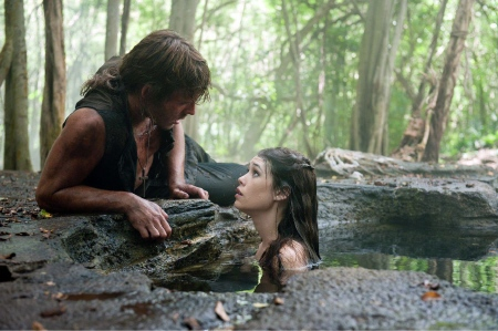Phillip and Serena from the Walt Disney Pictures film Pirates of the Caribbean On Stranger Tides