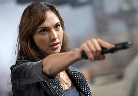 Mossad Gisele from from the Universal Pictures film Fast Five