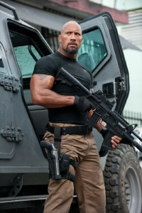Hobbs from from the Universal Pictures film Fast Five