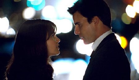 Rachel and Dex from the Alcon Entertainment film Something Borrowed