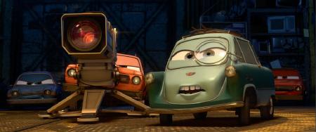Dr. Z from the Disney Pixar film Cars 2