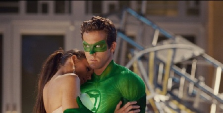Hal and Carol from the Warner Bros. Pictures film Green Lantern