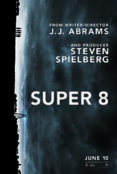 poster from the Paramount Pictures film Super 8