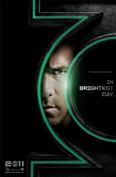 poster from the Warner Bros. Pictures film Green Lantern