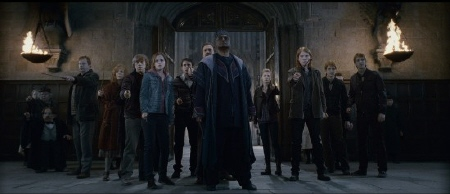 the Order of the Phoenix from the Warner Bros. Pictures film Harry Potter and the Deathly Hallows Part 2