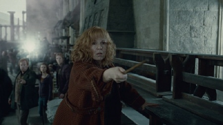 Molly Weasley from the Warner Bros. Pictures film Harry Potter and the Deathly Hallows Part 2