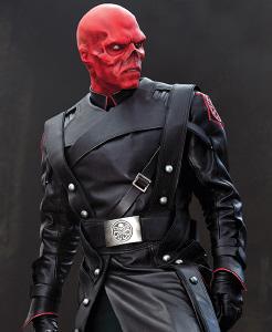 Johann Schmidt from the Marvel Studios film Captain America the First Avenger