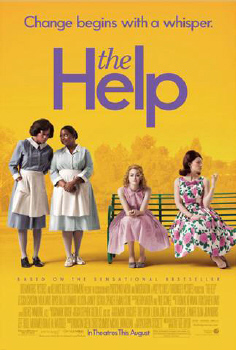 poster from the Dreamworks Pictures film The Help