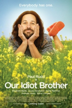 poster from the movie Our Idiot Brother
