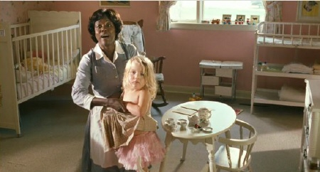 Abileen and Mae Mobely from the Dreamworks Pictures film The Help