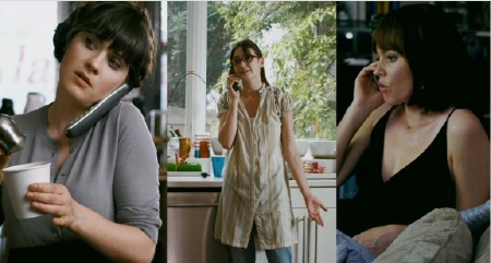 three sisters from the movie Our Idiot Brother