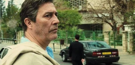 Ciaran Hinds as old David from the Miramax Films movie The Debt