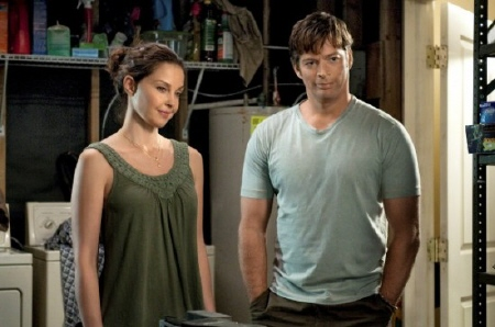 Ashley Judd and Harry Connick Jr. from the Warner Bros. Pictures film Dolphin Tale