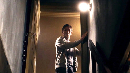 Daniel Craig in the basement from the Morgan Creek Productions film Dream House