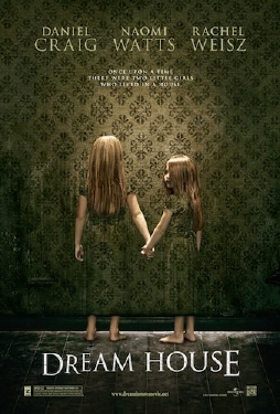 poster from the Morgan Creek Productions film Dream House