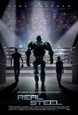 poster from the Walt Disney Studios film Real Steel