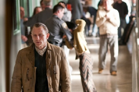 Daniel Craig released from mental ward from the Morgan Creek Productions film Dream House