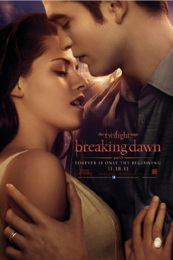 poster from the Summit Entertainment film Breaking Dawn Part 1