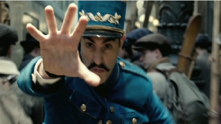 Sacha Baron Cohen from the GK Films movie Hugo