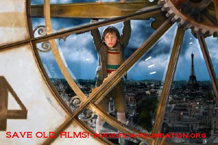 Asa Butterfield from the GK Films movie Hugo
