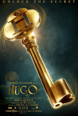 poster from the GK Films movie Hugo