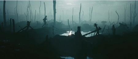 no mans land from the Dreamworks SKG film War Horse