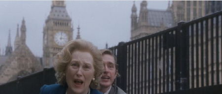 Thatchers friend gets blown up from the Film 4 movie The Iron Lady