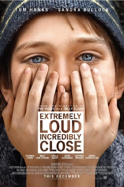 poster from the Warner Bros. Pictures film Extremely Loud and Incredibly Close