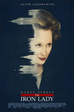 poster from the Film 4 movie The Iron Lady