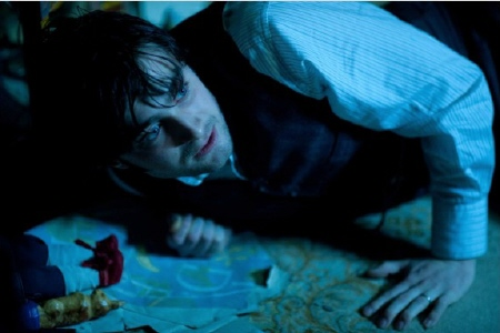 Daniel Radcliffe from the CBS Films movie The Woman in Black