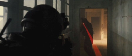 laser sights from the Bandito Brothers film Act of Valor