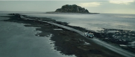 salt marsh from the CBS Films movie The Woman in Black