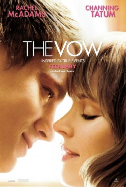 poster from the Screen Gems film The Vow