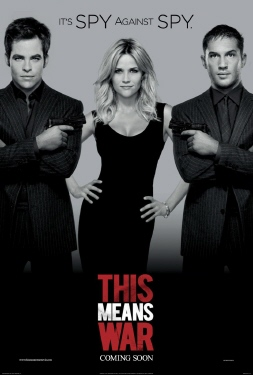 poster from the 20th Century Fox Film This Means War