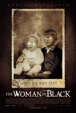 poster from the CBS Films movie The Woman in Black