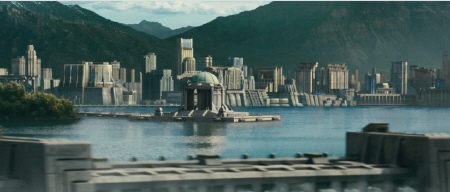 Capital of Panem from the Lionsgate film The Hunger Games