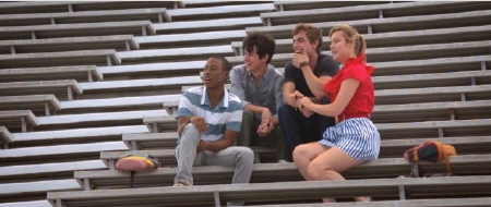 popular kids from Sagan High from the Columbia Pictures film 21 Jump Street