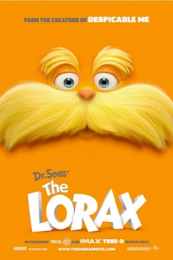poster from the Universal Pictures film Dr. Seuss The Lorax