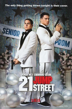poster from the Columbia Pictures film 21 Jump Street
