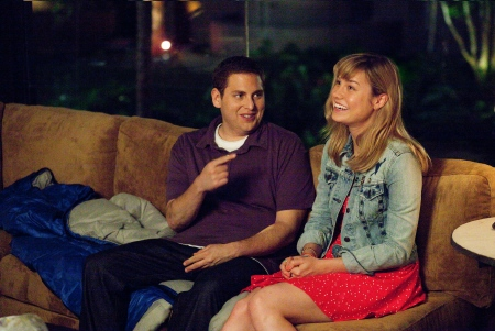 Schmidt talks to Molly from the Columbia Pictures film 21 Jump Street