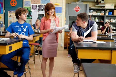 chem teacher hits on Jenko from the Columbia Pictures film 21 Jump Street