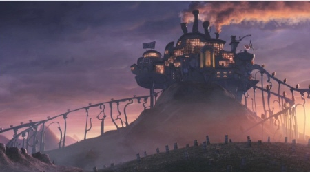 thneed factory from the Universal Pictures film Dr. Seuss The Lorax