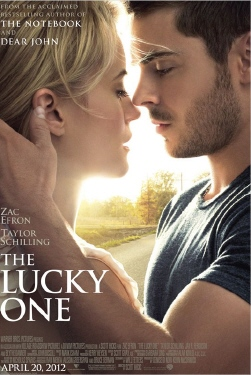 poster from the Warner Bros. Pictures film The Lucky One