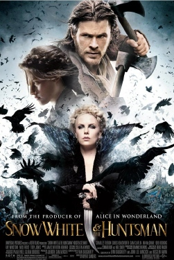 poster from the Universal Pictures film Snow White and the Huntsman